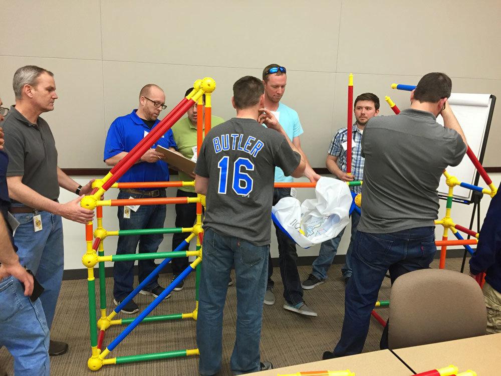 collaborative leadership carpenters