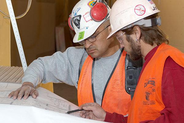 ubc superintendent career training United Brotherhood of Carpenters