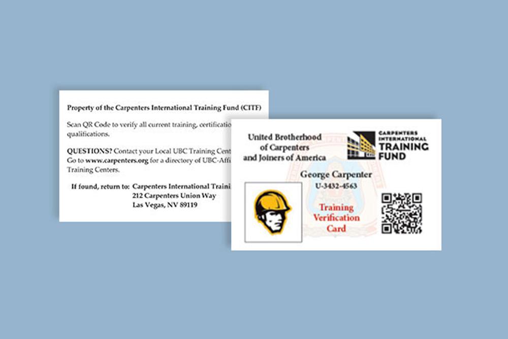 Training center resources