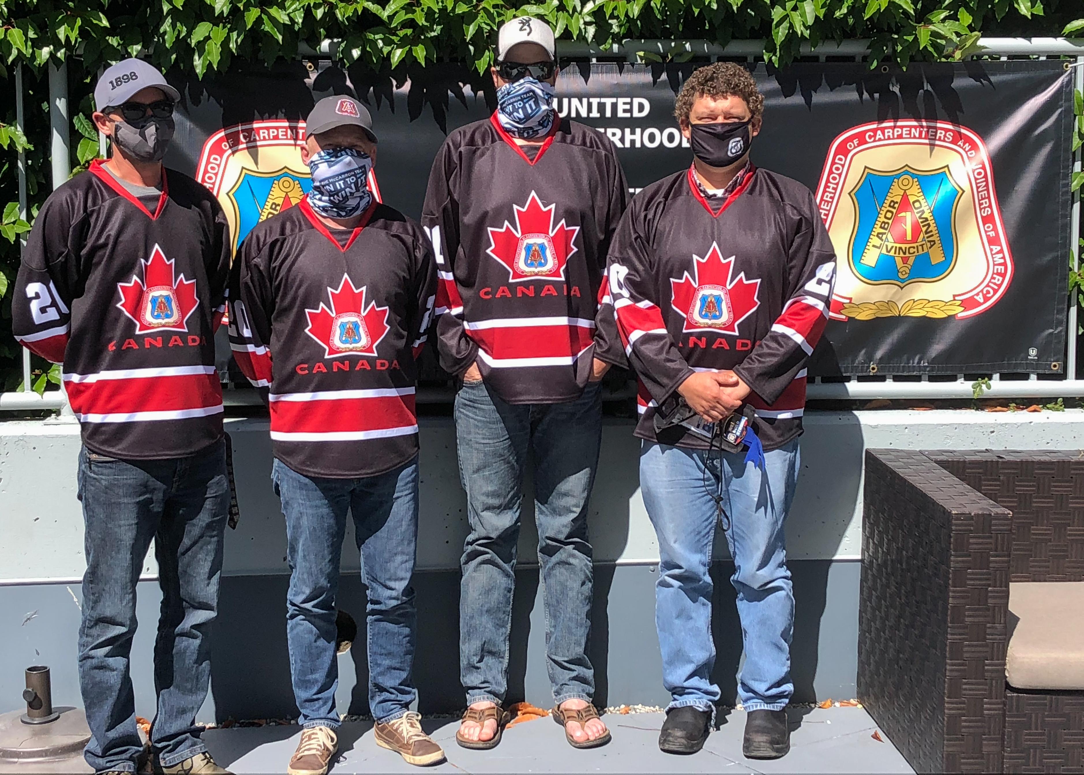 British Columbia Delegates