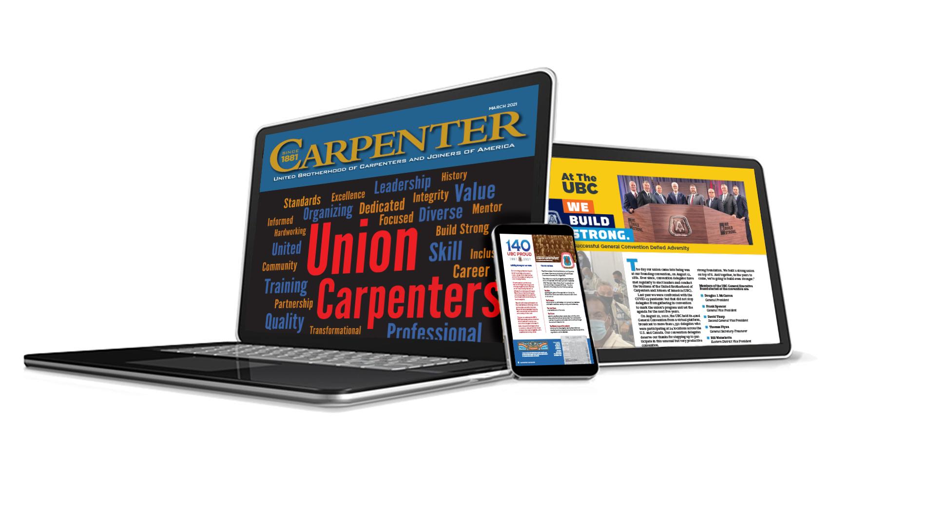 Carpenter Spring 2021